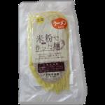 米粉で作ったラーメン麺