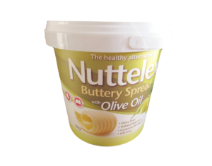 nuttelex with olive oil