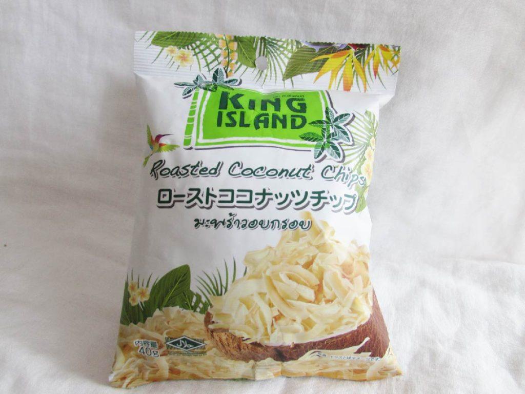 ココナッツチップス
