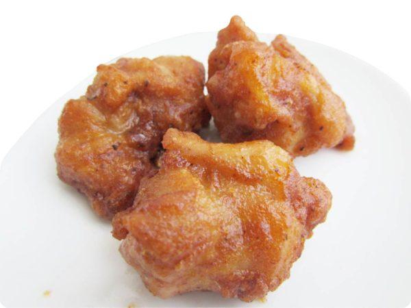 味の素冷凍食品やわらか若鶏から揚げ調理例