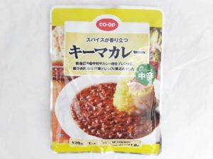 co-opキーマカレー